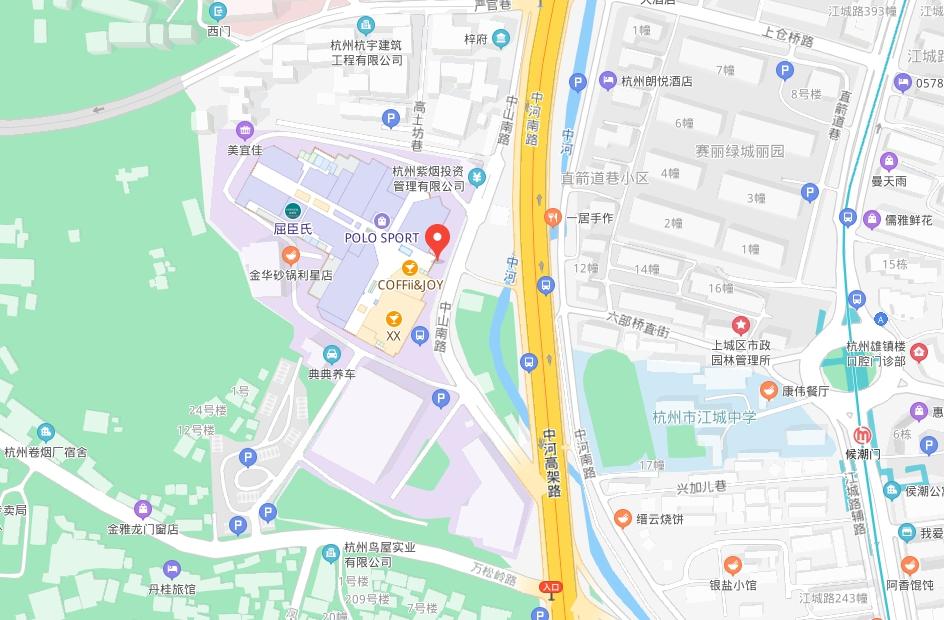 杭州in11在什么地方