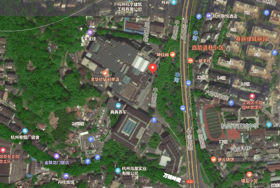 杭州in11ktv在什么位置
