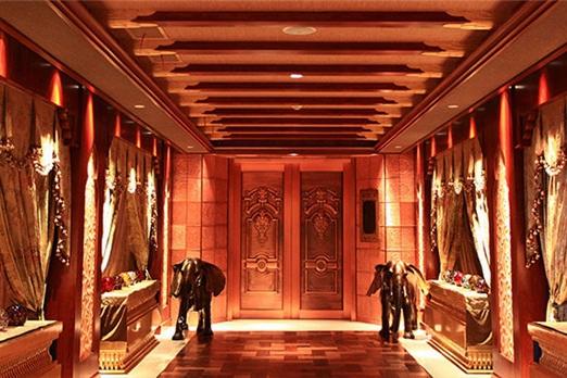 杭州环球一号商务会所包厢展示(ktv订房)