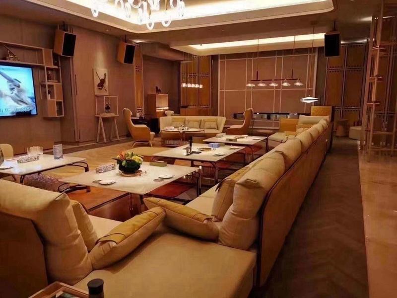 杭州下城区罗曼达包厢装修图片(预定电话)