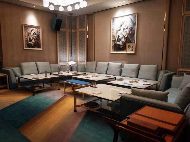 杭州环球一号国际会所包厢展示(ktv订房)